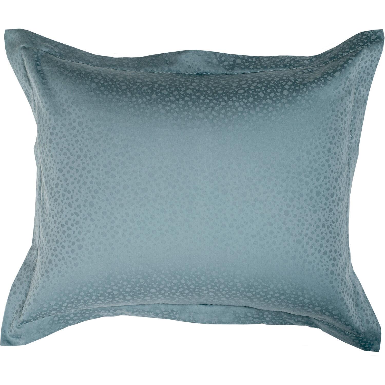 Mille Notti-Puntini Pillowcase 50x60 cm, Aqua