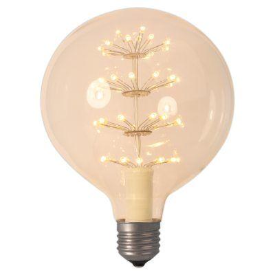 Texa Design Pearl LED E27 2,5W, pyöreä