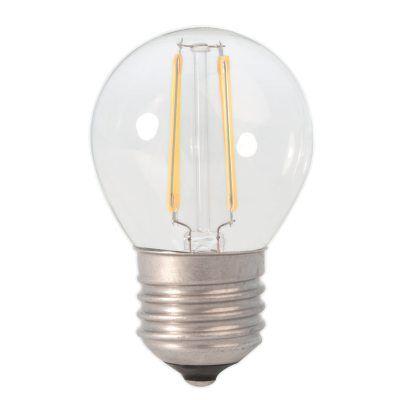 Texa Design Spherical LED E27 3W, kirkas