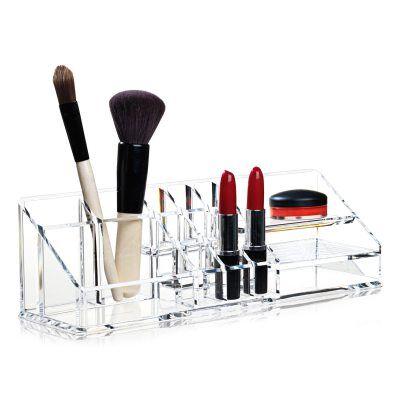 Nomess Copenhagen Clear make-up organiser