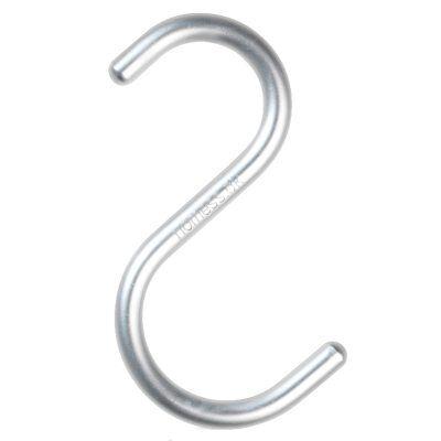 Nomess Copenhagen S-Hook ripustin 5-pakkaus, alumiini