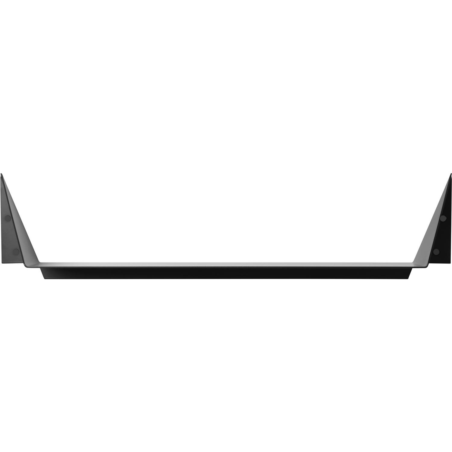 Ferm Living-Gami Shelf Large 60 cm, Black