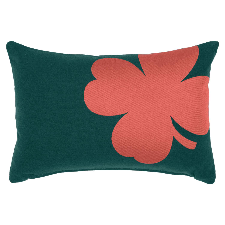 Fermob-Tréfle Cushion 44x30 cm, Cedar Green
