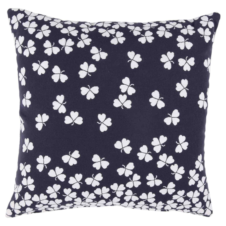 Fermob -Tréfle Cushion 44X44 cm, Deep Blue