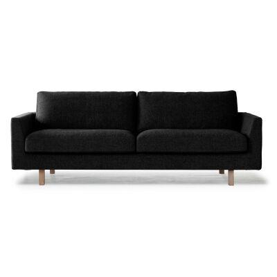 Ire Stay 3-istuttava sohva, musta