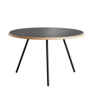 Woud Soround sivupöytä ø75, low, laminaatti