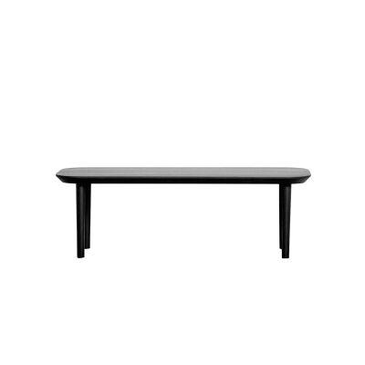 Lindebjerg Design Sohvapöytä T1 keskikokoinen, ruskea