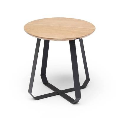 Puik Shunan sivupöytä, musta/saarni