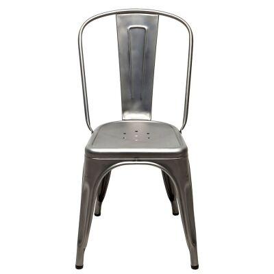 Tolix tuoli A, ruostumaton teräs/ulkokäyttö