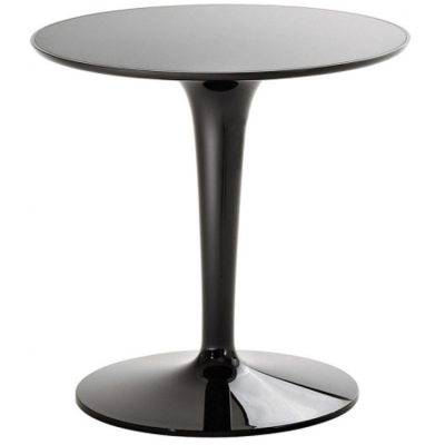 Kartell Tip Top pöytä, kiiltävä musta