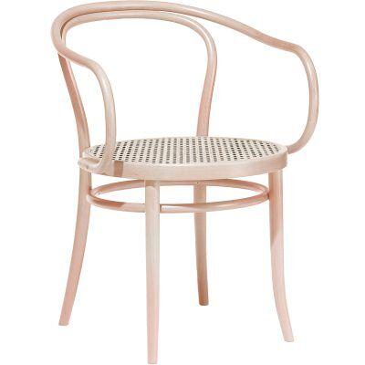 Ton No 30 tuoli, luonto/rottinki