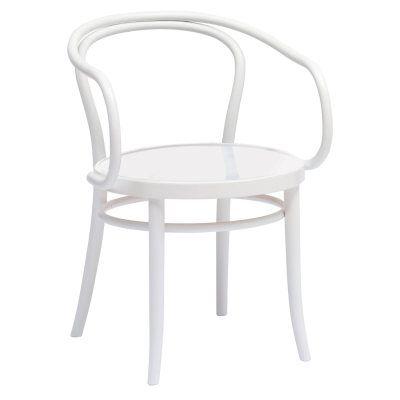 Ton No30 tuoli, valkoinen