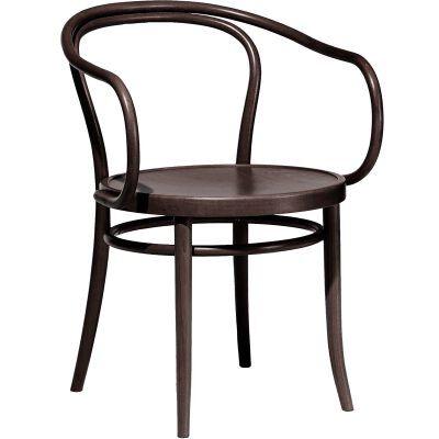 Ton No30 tuoli, kahvi