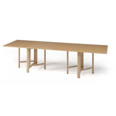 Bruno Mathsson Fällbord pöytä, koivu