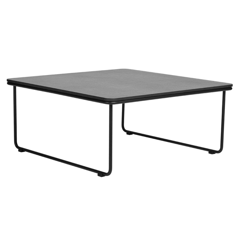 SMD Design-Slow Sohvapöytä Iso, Musta/Musta Laminaatti
