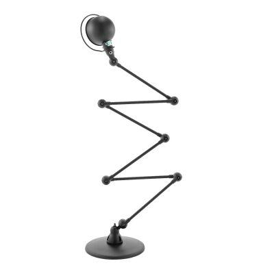 Jieldé Loft D9406 lattiavalaisin 240 cm, matta musta