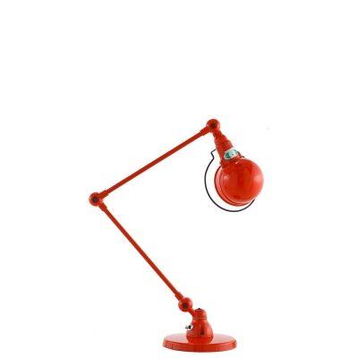 Jieldé Signal SI333 pöytävalaisin 60 cm, punainen