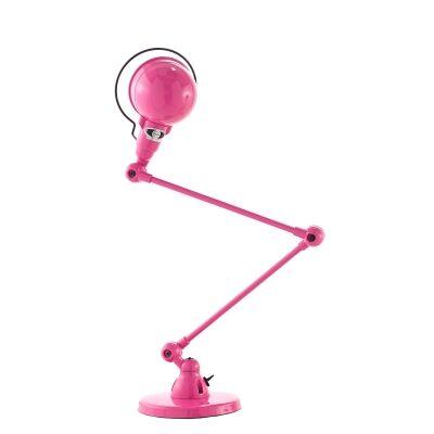 Jieldé Signal SI333 pöytävalaisin 60 cm, roosa
