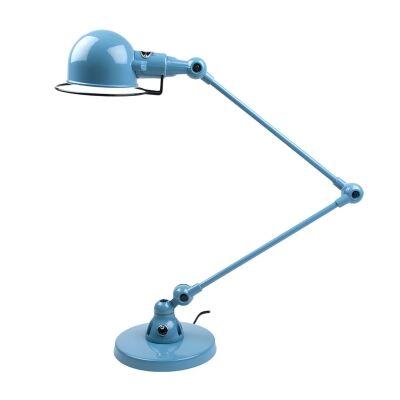 Jieldé Signal SI333 pöytävalaisin 60 cm, vaaleansininen