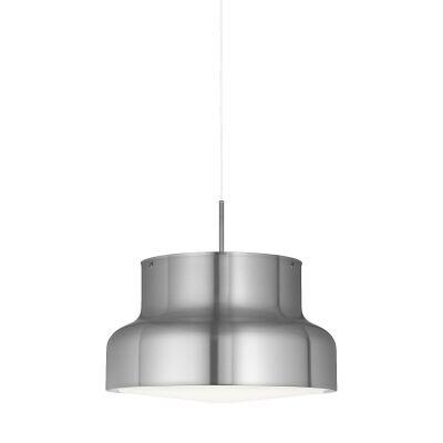 ateljé Lyktan Bumling riippuvalaisin 60 cm, opalt akrylglas/borstad alumiini