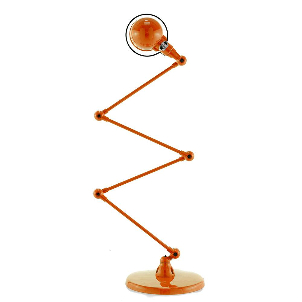 Jieldé -Signal SI433 Lattiavalaisin 120 cm, Oranssi