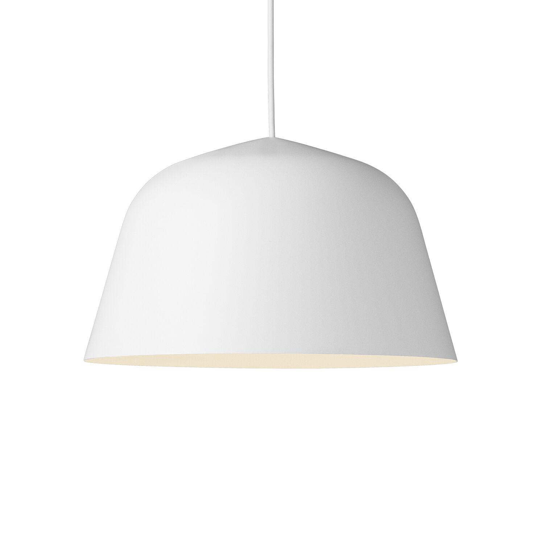 Muuto-Ambit Riippuvalaisin, Ø40 cm, Valkoinen