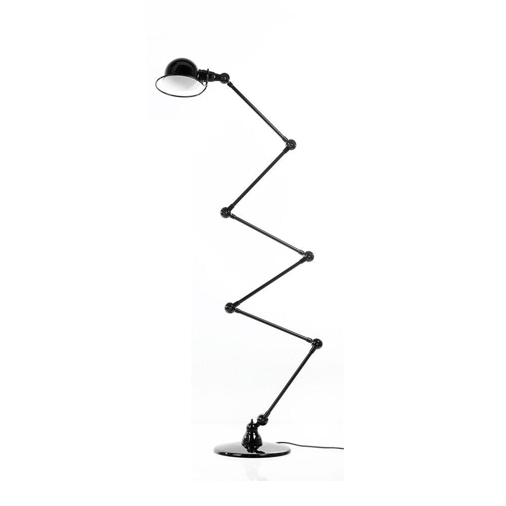 Jieldé -Loft D9406 Lattiavalaisin 240 cm, Musta