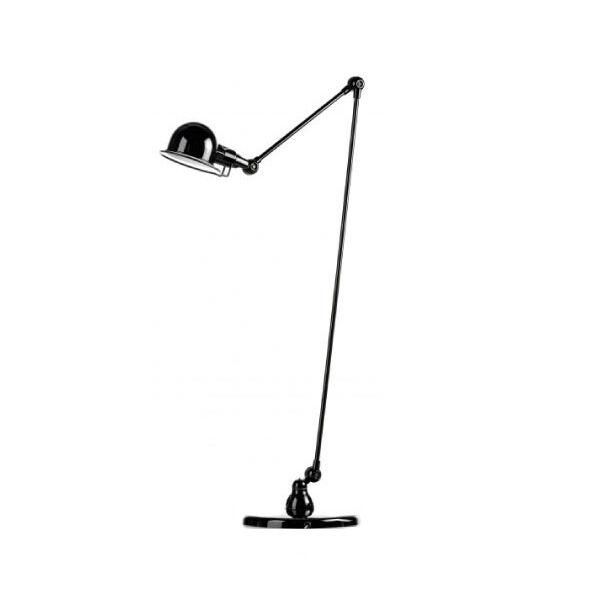 Jieldé -Loft D1240 Lattiavalaisin 160 cm, Musta