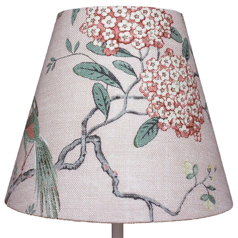Bergo Lampskärmar-Alf 23 Oriental Bird, Pink