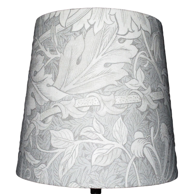 Bergo Lampskärmar-Sixten 20, Honeysuckle & Tulip Light Grey