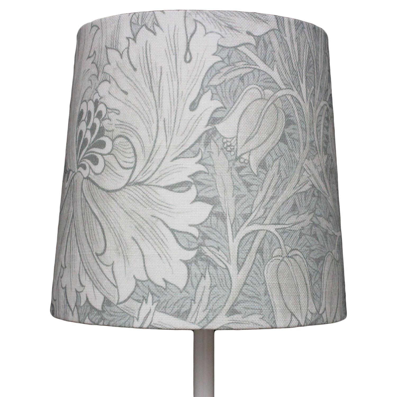 Bergo Lampskärmar-Sixten 17, Honeysuckle & Tulip Light Grey