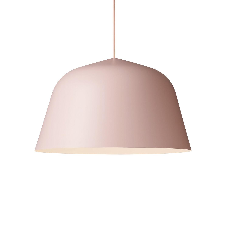 Muuto-Ambit Riippuvalaisin, Ø40 cm, Vaaleanpunainen