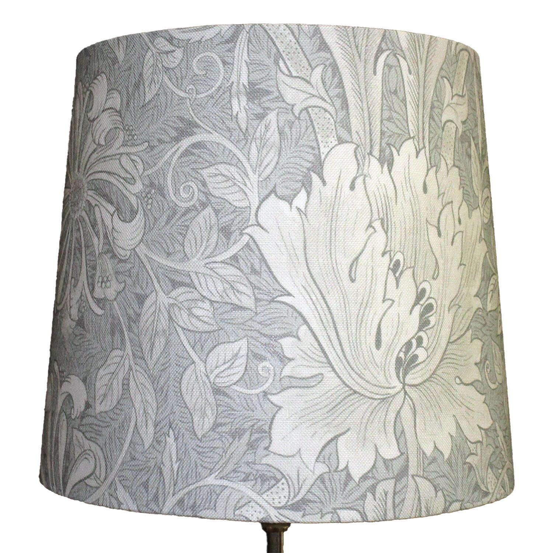 Bergo Lampskärmar-Sixten 25, Honeysuckle & Tulip Light Grey
