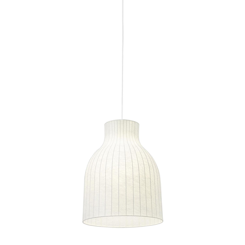 Image of Muuto-Beach Pendant Light Open Ø40, White