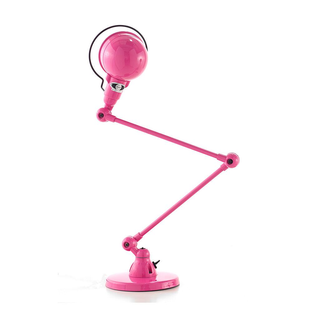 Jieldé -Signal SI333 Pöytävalaisin 60 cm, Vaaleanpunainen