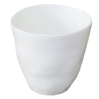 Kajsa Cramer Home Patchy espressokuppi, valkoinen