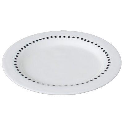 Kajsa Cramer Home Patchy asetti Dots 19 cm, valkoinen