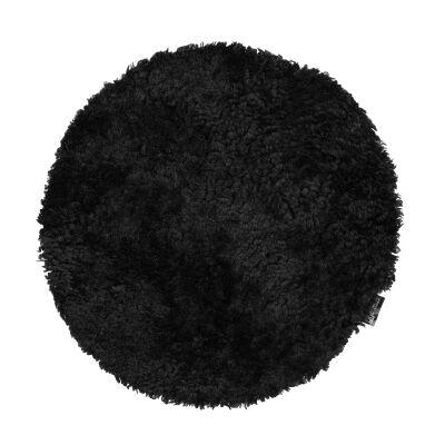 Skandilock Seat 38 istuintyyny lampaantalja, musta