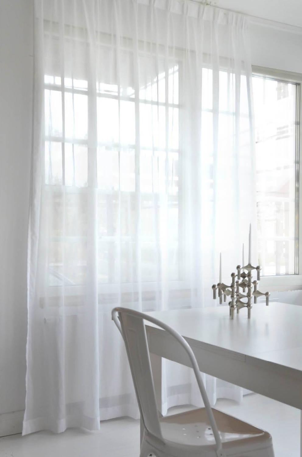 Mimou-Grace Verhot, 290x250 cm, Valkoinen