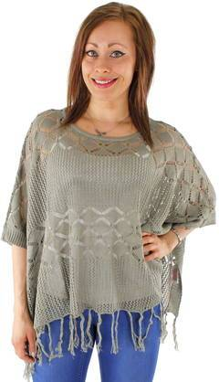 Pieces Birgit Poncho