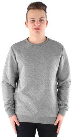 Only&Sons Collegepaita Toby onion  - HARMAA / GREY - Size: XL