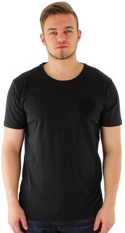 Only&Sons T-paita Embo o-neck  - MUSTA / BLACK - Size: S