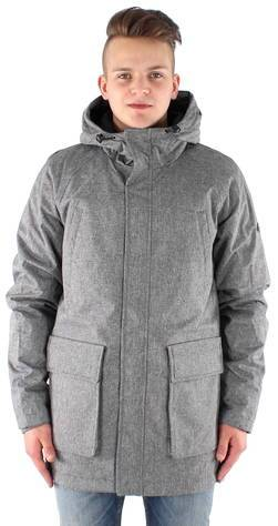Only&Sons Parkatakki Frode melange  - HARMAA / GREY - Size: XL
