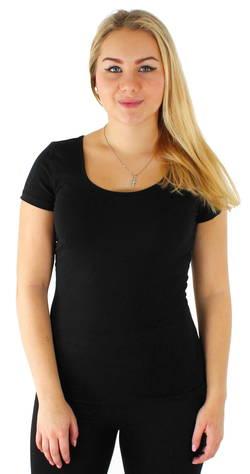 Image of Vero Moda T-paita Maxi my  - MUSTA / BLACK - Size: XS