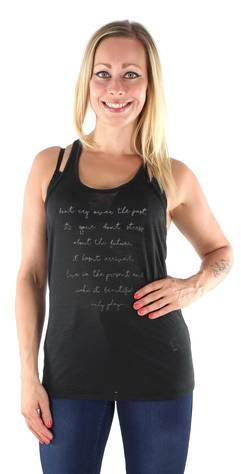Image of Only Play Fipika twisted tank toppi  - MUSTA / BLACK - Size: XL