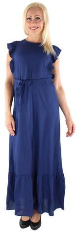 JACQUELINE de YONG JDY Mekko Aura flounce  - SININEN / BLUE - Size: 38