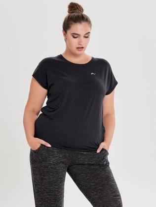 Image of ONLY Play Curvy MUSTA / BLACK