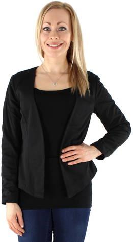 Image of Only bleiseri Anna short  - MUSTA / BLACK - Size: 42