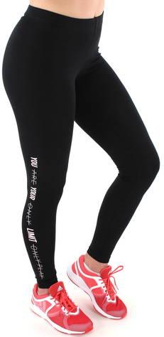 Image of Only Play legginsit Vibe Jersey  - MU/PUN / BLACK / RED - Size: XS