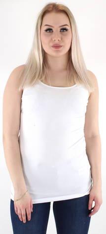 Image of Vero Moda toppi Maxi My soft long  - VALKOINEN / WHITE - Size: XS